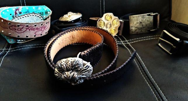 Ремень кожа  рептилия скат питон страус  крокодил DG armani Gucci