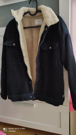 Kurtka na baranku Zara 158