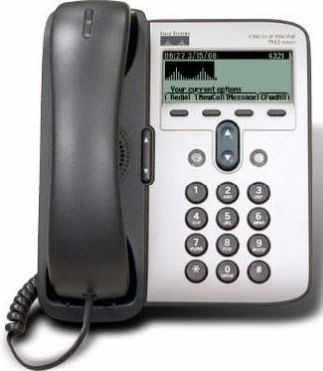 Telefone Cisco Phone 7911