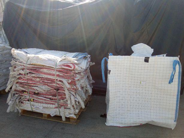 Worki Big Bag Używane na 500kg zbóż mat siewnych Hurt