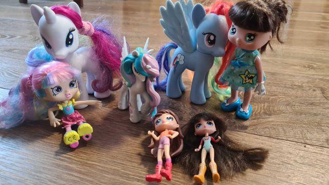 My Little Pony +lalki