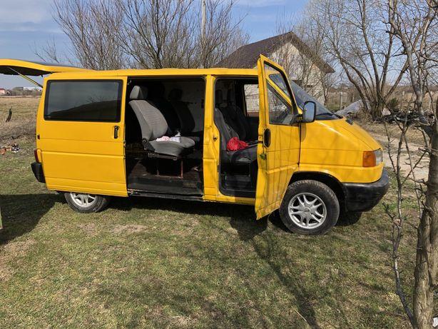 Volkswagen t4 грузовий