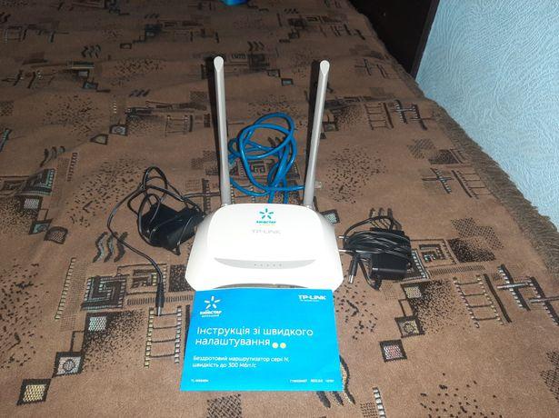 TP-Link Wi-Fi роутер Киевстар TL-WR840N