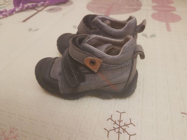 Демисезонные ботинки для мальчика Фламинго 21 размер