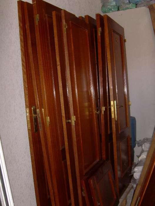portas interior mogno Viseu - imagem 1