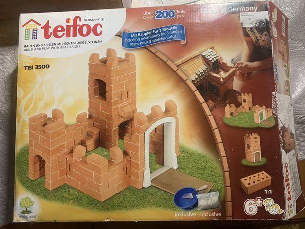 Строительный конструктор Teifoc Замок