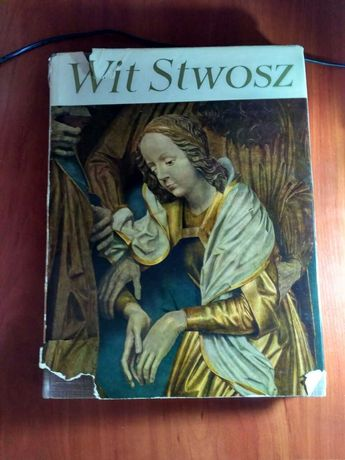 Книга Wit Stwosz The Cracow Altar 1966 Warsaw