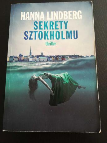 "Książka ""Sekrety Sztokholmu"" Hanna Lindberg"