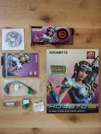 Karta graficzna Gigabyte Radeon HD4870