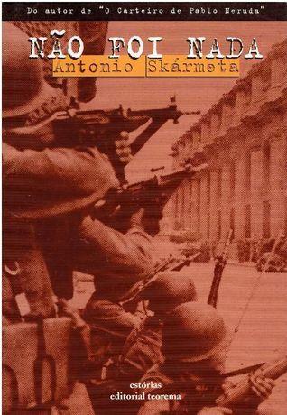 2596 - Livros de Antonio Skármeta (Vários)