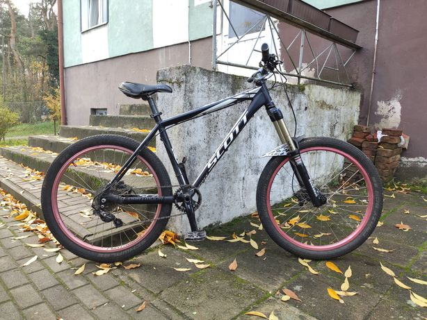 Scott Scale 660, RockShox Lyrik 170mm (Dartmoor,Raceface,Shimano,Sram)