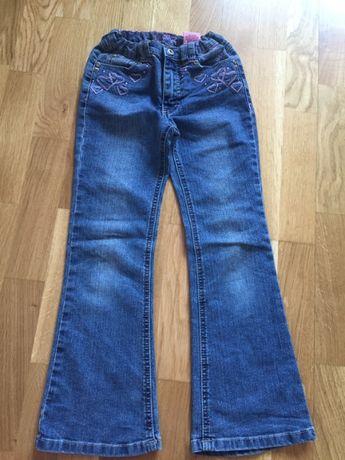 MUDD джинсы для девочки состояние новых 6-7 лет рост 116-122 см