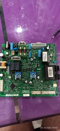 Плата управл. Honeywell SM16503U (ф.у, EU) котлов Ferroli Domiproject
