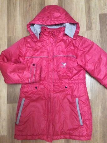 Тепла зимова курточка 158 - 164