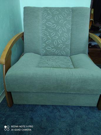 Fotel rozkładany typu amerykanka