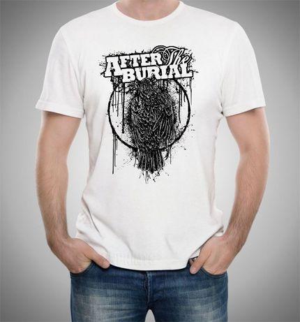 After The Burial/Thy Art Is Murder/The Black Dahlia Murder - T-shirt