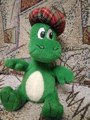 мягкая игрушка дракон с гелевыми гранулами