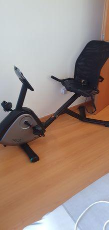 Bicicleta estática e seat