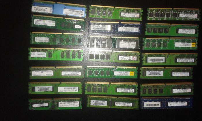 Pamięć RAM Micron 2GB DDR2 (2 sztuki) Włocławek - image 1