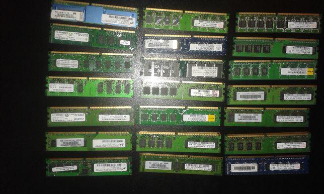 Pamięć RAM Micron 2GB DDR2 (2 sztuki)