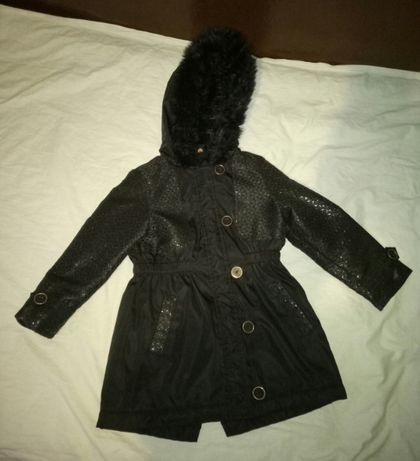 Демисезонная куртка парка на 5 лет Ted Baker