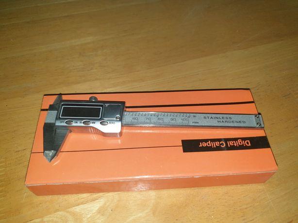 Suwmiarka elektroniczna Digital mini 100 mm metal