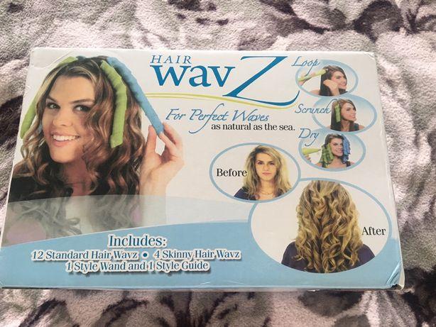 Бигуди для волос Hair WavZ, бигуди спиральки