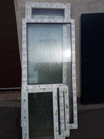 Okna Nowe Fest, Balkonowe itd Nowe Drutex