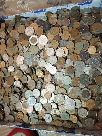 Монети Росія  1550 + монет