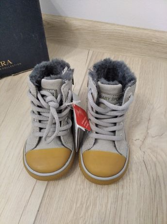 Ботинки 18 розмір zara