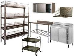 мебель для общепита, horeca, столы, мойки,полки, стеллажи