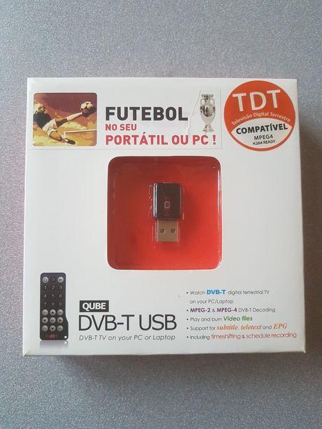 Placa USB TV Tdt