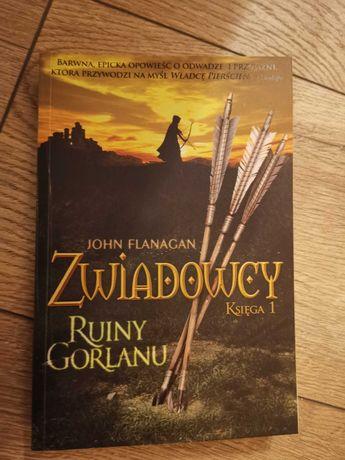 John Flanagan Zwiadowcy księga 1 Ruiny Gorlanu