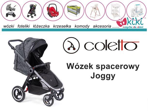 Wózek spacerowy , wózek dla dziecka Coletto Joggy