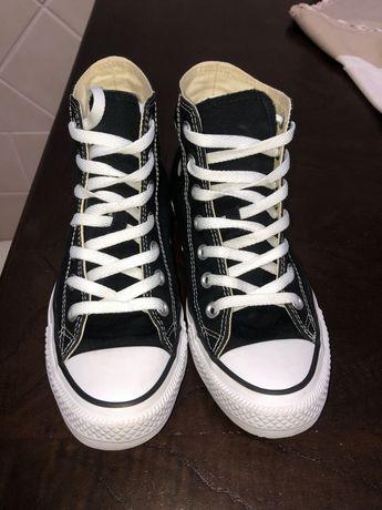 Sapatilhas teni bota All Star