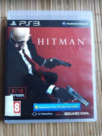 Hitman Absolution - PS3 - tania wysyłka