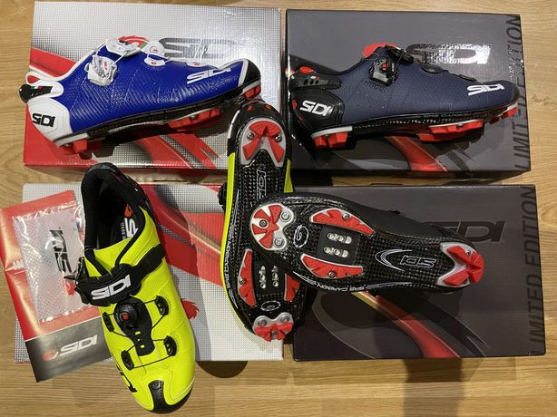 Sapatos BTT SIDI DRAKO 2 SRS Carbono