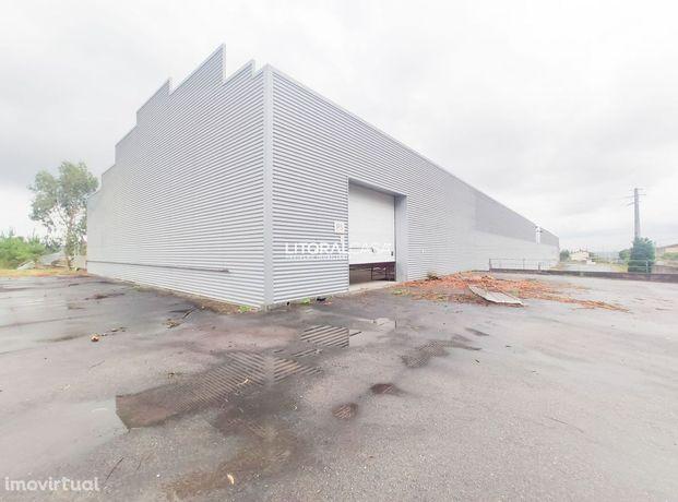 Armazém Industrial situado em Águeda