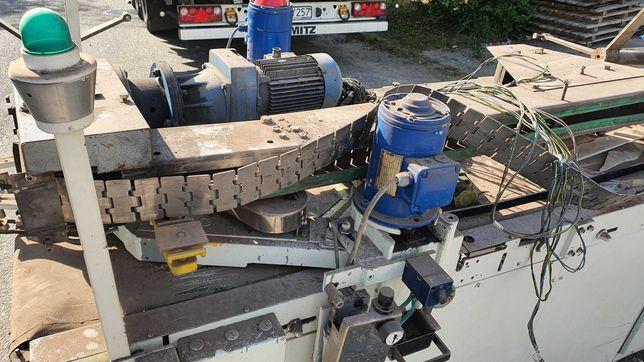 Maszyna spożywcza - stół selekcyjny - taśmociąg przenośnik