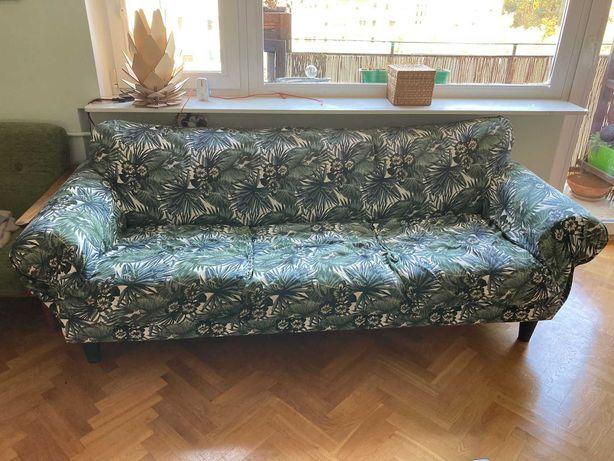Sofa 3-osobowa, nierozkładana EKTORP, IKEA