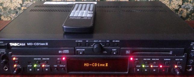 Tascam MD-CD1MK2(рекордер, проигрыватель)