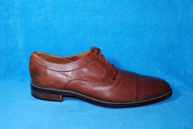cole haan кожаные туфли 47 размер 3