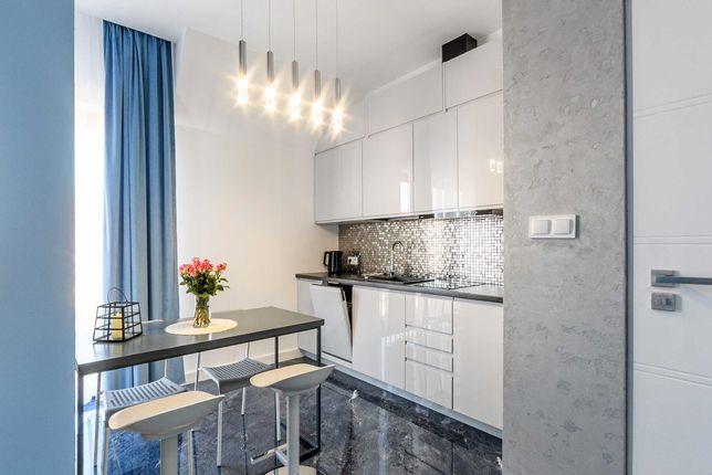 Nowy Apartament 6-12 os. z widokiem na Port Centrum Łeba Promocja