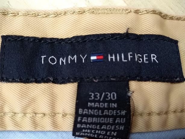 Spodnie męskie Tommy Hilfiger