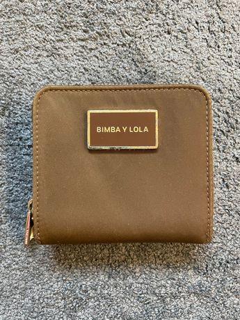 Carteira porta moedas e cartões Bimba e Lola
