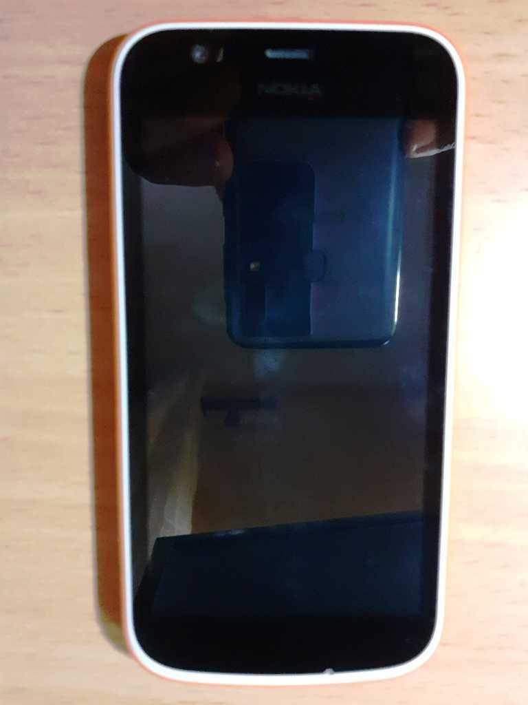 Smartphone Nokia 1 vermelho