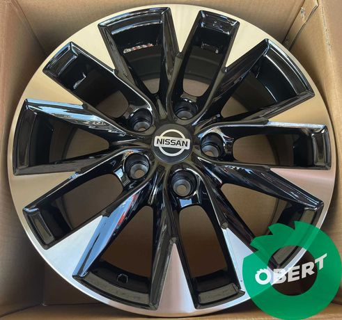 Новые диски 5*114,3 R16 на Nissan Juke Leaf Renault Toyota Honda