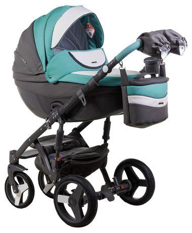 Детская коляска 2 в 1 ADAMEX Monte