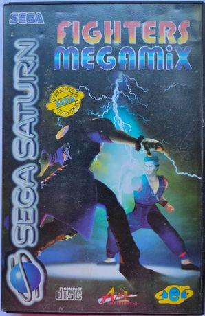 Fighters Megamix (Sega Saturn)