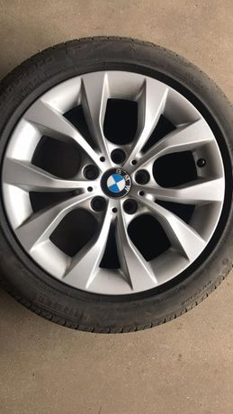"""Felgi BMW LA Wheel v-spoke 318 17"""" X1 E84 5x120"""